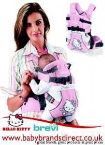 Hello Kitty Koala Baby Carriers Brevi Distributor