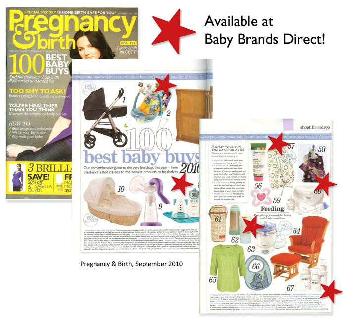 Pregnancy & Birth Baby Best Buys