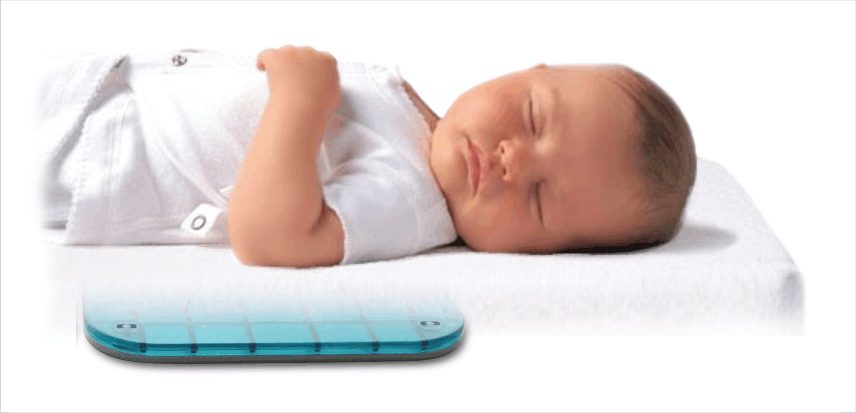 baby's breathing patterns and how angelcare can help reduce anxiety