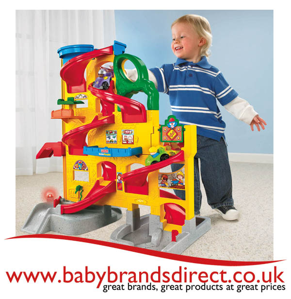 Pre-school Learning with Fisher Price at Baby Brands Direct