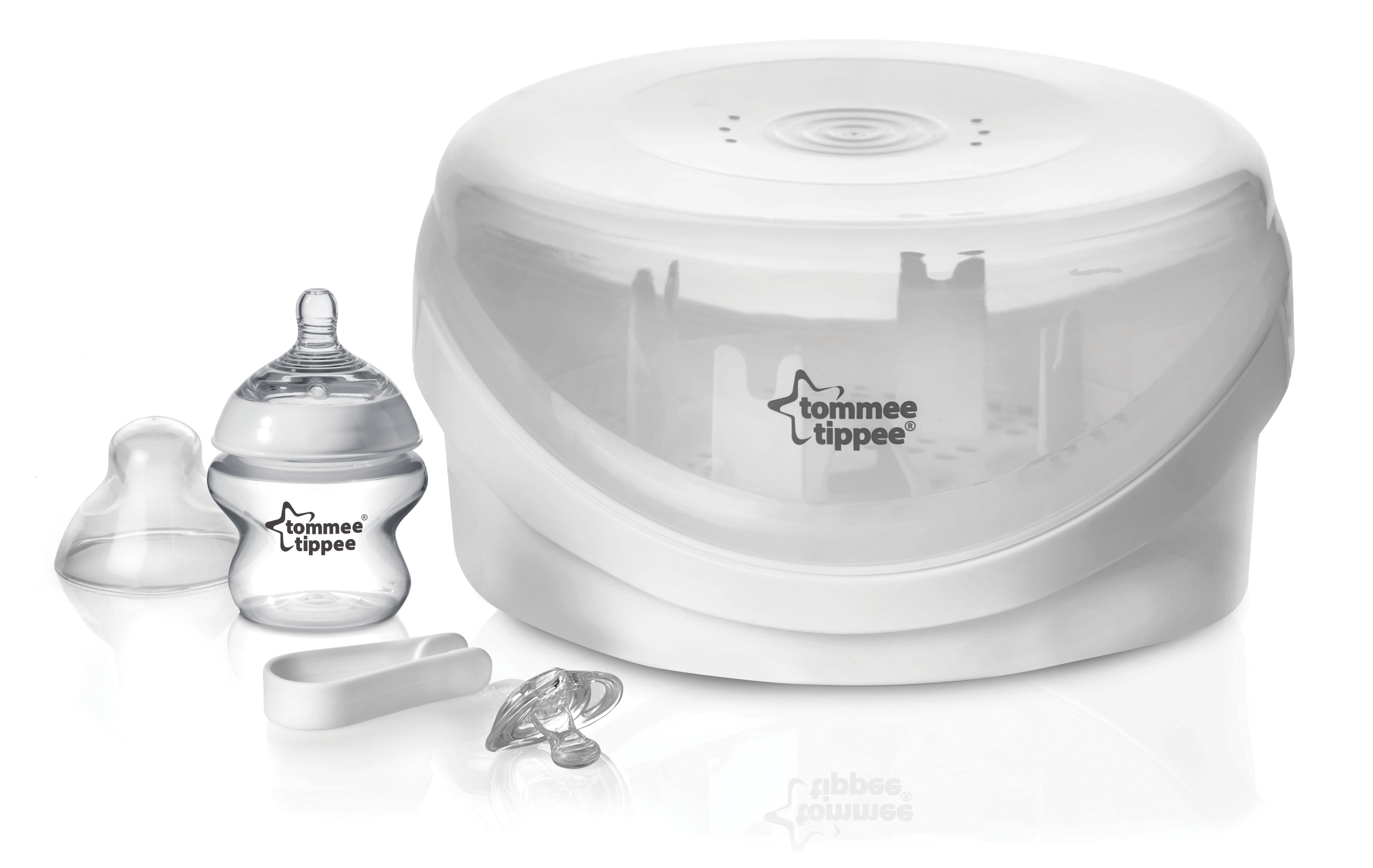 CTN Microwave Steriliser New Product Demonstrations from Tommee  #4F5357