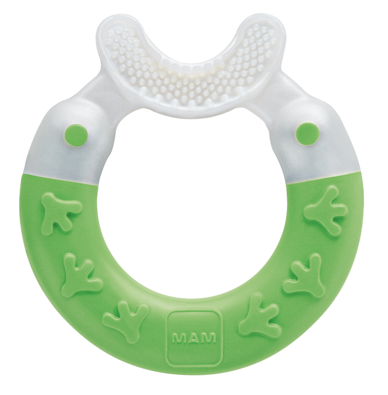 Bite Brush neutral Kopie Oral Care Right From the Start With MAM