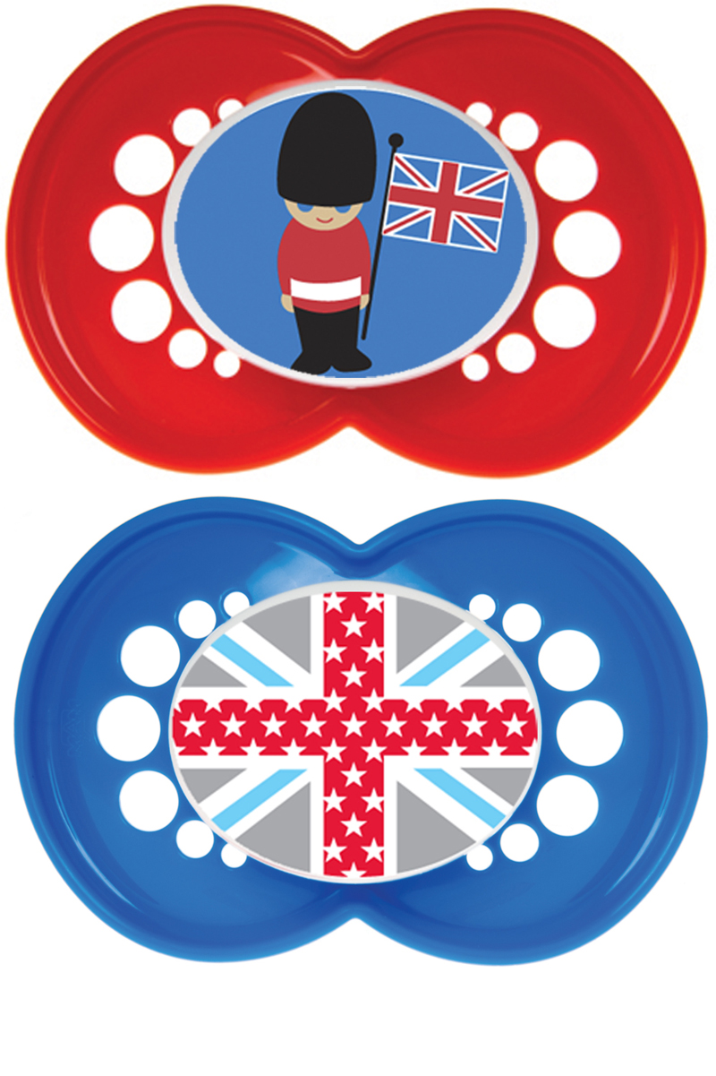 Mam Soothers For The Queens Jubilee And The Olympics