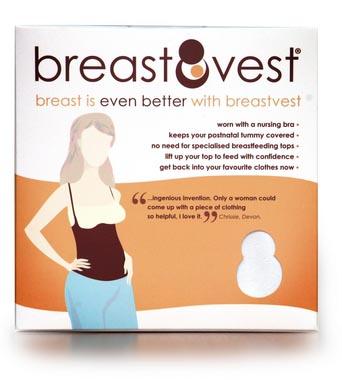 BreastVest Offer 10% Off During Breastfeeding Awareness Week