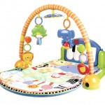 Fisher Price Discover & Grow Kick & Play Gym