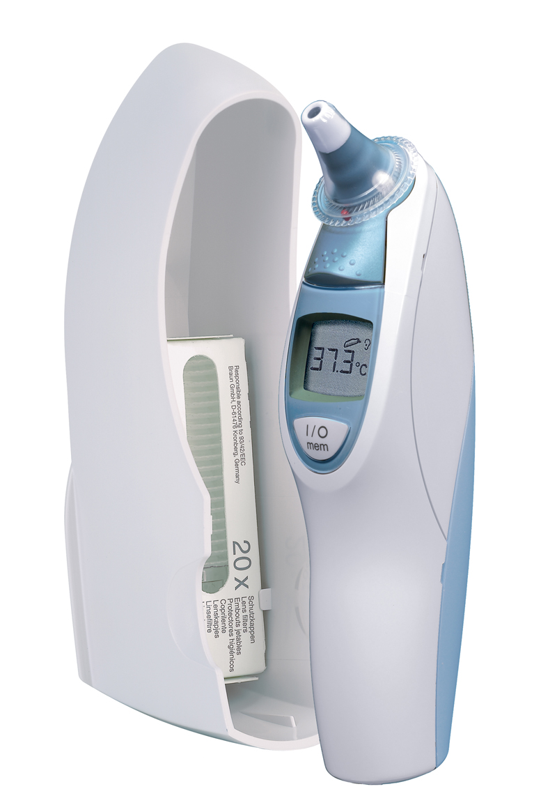 braun thermoscan 5 ear thermometer. Black Bedroom Furniture Sets. Home Design Ideas