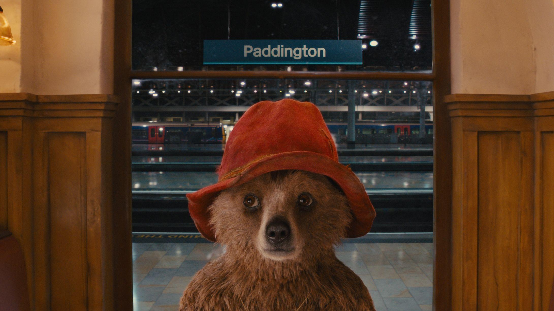 Paddington makes an impact in BAFTA Nominations