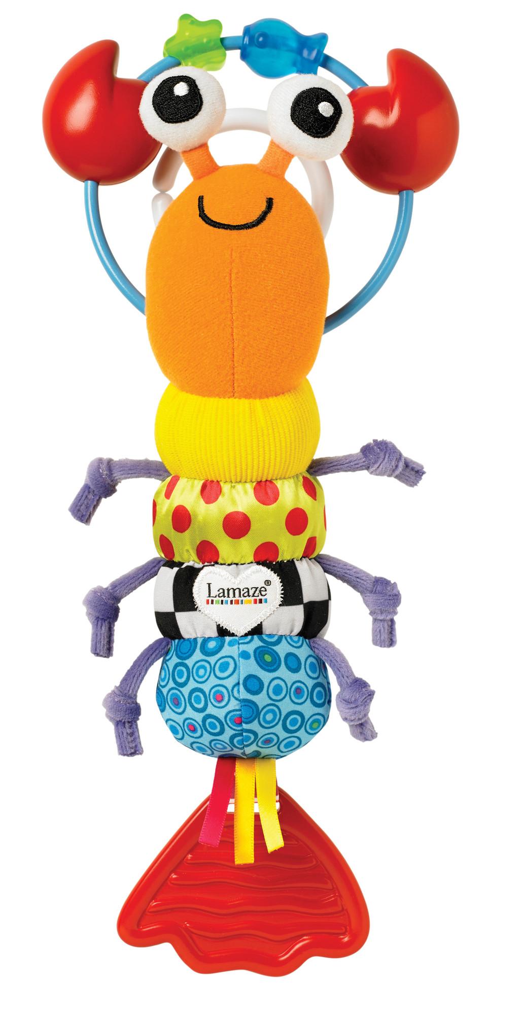 Lamaze et Tomy nommés pour la meilleure marque de jouets pour bébé aux Tommy s Awards
