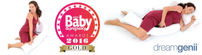 Dreamgenii Gets the Gold at the Prima Baby Awards 2016