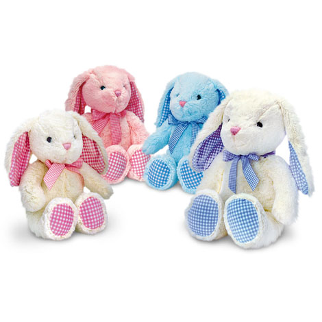 Adorable Bunnies from Keel Toys: Perfect for Easter!