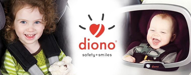 Diono: Now Available! Ensuring Safety and Smiles!