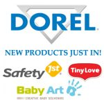 Dorel2017Blog 150x150 NEW Products From   Baby Art, Tiny Love & Safety First