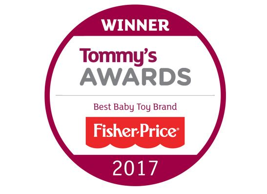 Fisher Price Tommy Award Fisher Price Named BEST Baby Toy Brand | Available Wholesale!