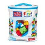 Mega Bloks Big Building Bag 60pcs Bag 11732 150x150 Mega Bloks #WhyStockIt? The Importance of Building Block Toys