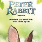 PeterRabbitPlushMovie 150x150 Peter Rabbit Movie March 2018 Featuring James Corden!