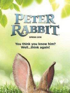 Peter Rabbit Movie March 2018 Featuring James Corden!