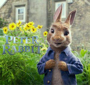 New Peter Rabbit Movie Merchandise