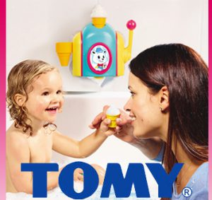 Tomy T.V. Consumer Advertising Campaign