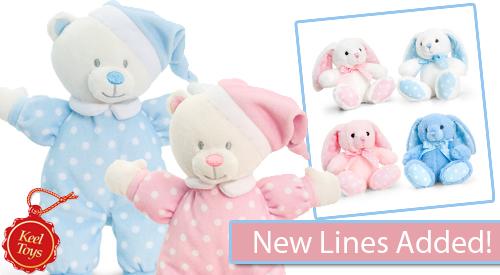 New Nursery Bear Collection