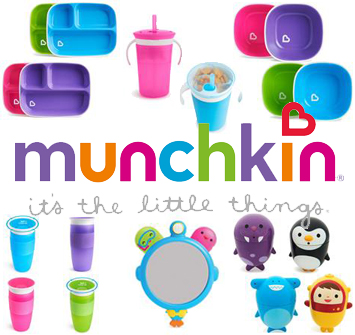 New Munchkin Products at Baby Brands Direct