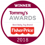 Fisher-Price Wins Best Toy Brand for 4th Consecutive Year