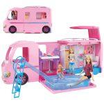 Barbie campervan distributor