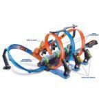 Hot Wheels Corksscrew Crash Playset Supplier