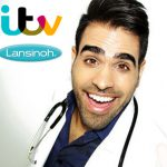 Ranj Singh Paediatrican ITV Lansinoh Advertising