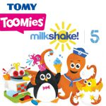 Tommies Milkshake advertising deal