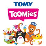 Tomy Tommies logo stock supplier