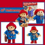 NEW Paddington Bears and Anniversary Collection Available Wholesale
