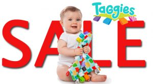 Taggies Promotional 10% Off Special Offer!