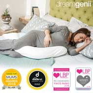 More Awards for Dreamgenii Pregnancy and Feeding Pillow | Available at Baby Brands Direct