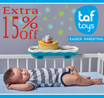 Promotional Offers from Taf Toys and New Video Clips