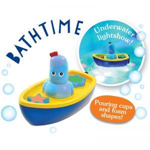 Light up toy bathtime boat supplier