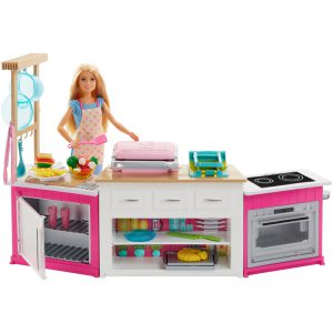 Barbie baking innovation supplier