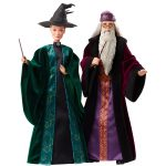 Harry Potter Wizard Figure Dolls