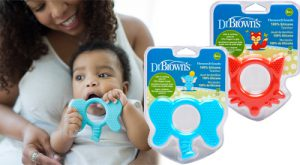 Dr. Brown's Trade Bibs and Teether Additions