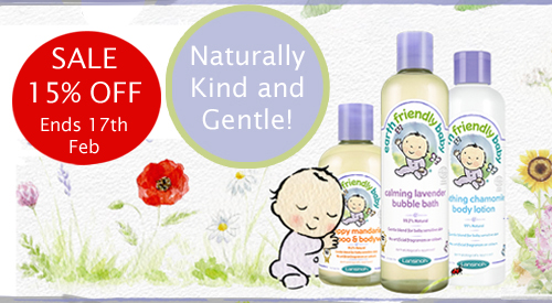 Earth Friendly Baby Toiletries on Trade Offer NOW!
