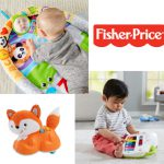 New Fisher-Price Toys