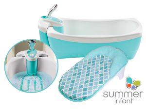 Luxury Bathing with Summer Infant