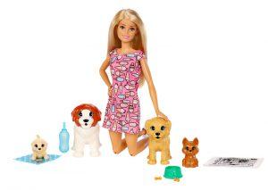Barbie Puppy Distributor