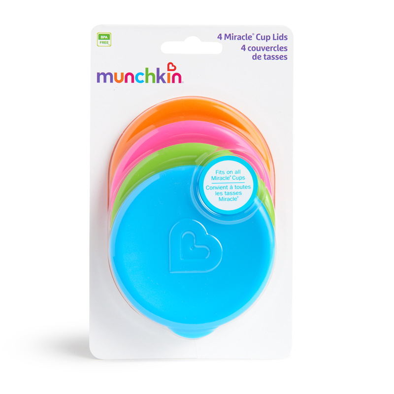 Munchkin's Miracle Cup lids wholesale