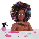 Barbie Afro Styling head wholesaler