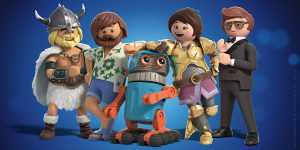 Playmobil THE MOVIE! Movie Figures and Playsets in Stock Now