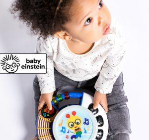 Baby Einstein distributor