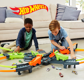 Hot Wheels Distributor