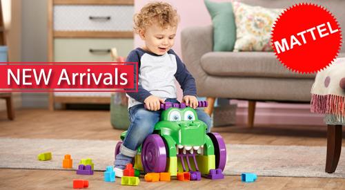 Mattel New Arrivals