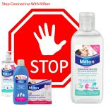 Stop Coronavirus Milton Distributor