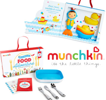 Munchkin's New Products